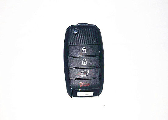 Smooth Surface KIA Car Key FCC ID TQ8 RKE 3F05 4 B KIA RIO Keyless Entry Remote