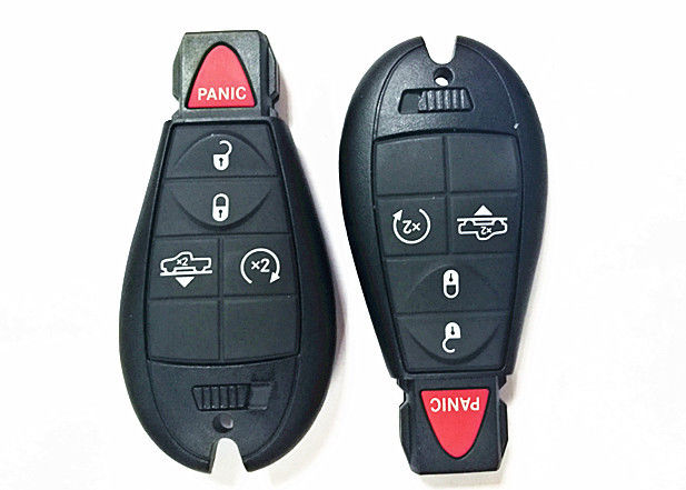 Professional Dodge Ram Keyless Remote Fob FCC ID GQ4-53T For Unlock Car Door