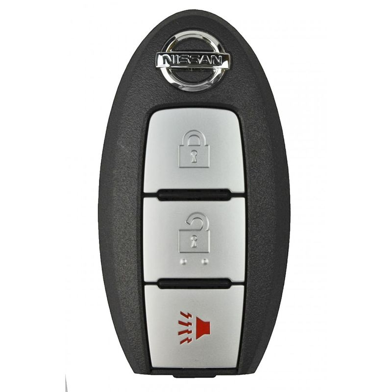 4 Button Nissan Rogue Remote Start , FCC ID KR5S180144106 433 MHZ Nissan Intelligent Key