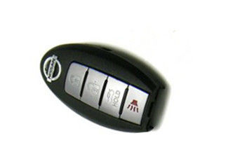 KR55WK49622 Nissan Murano Remote Start , 315 MHZ 4 Button Nissan Murano Intelligent Key