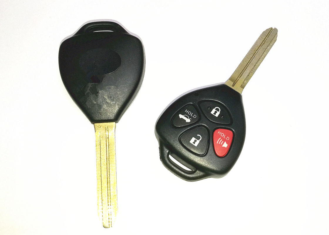 Toyota Car Remote Key FCC ID GQ4-29T 4 BUTTON 315 MHZ 4D67 Chip For Corolla / Avalon