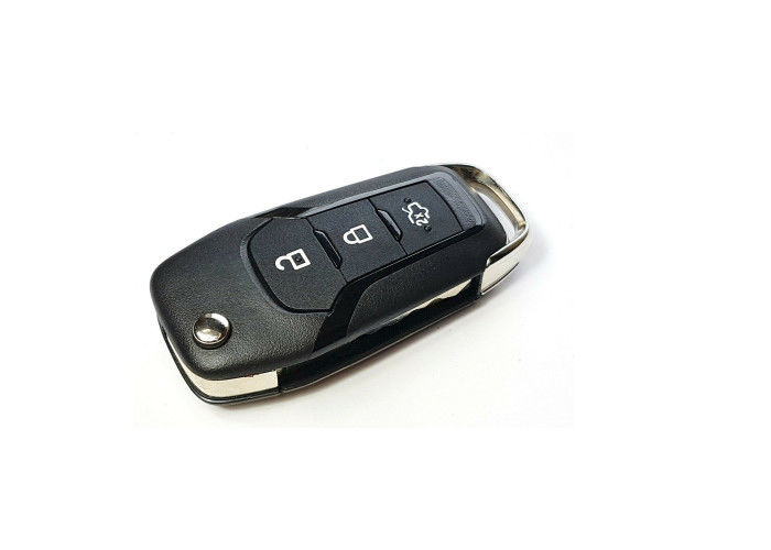 Ford Part Flip Key Remote 433 Mhz / 3 Button Ford Spare Key DS7T-15K601-BE